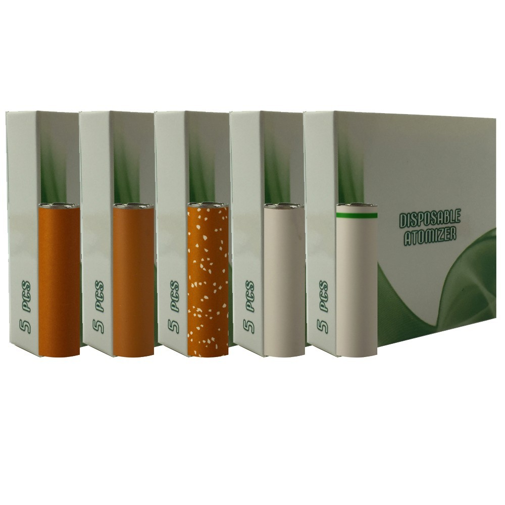 Cig2o starter kit Compatible e cigarette Cartomizer cartridge refills at cheap price